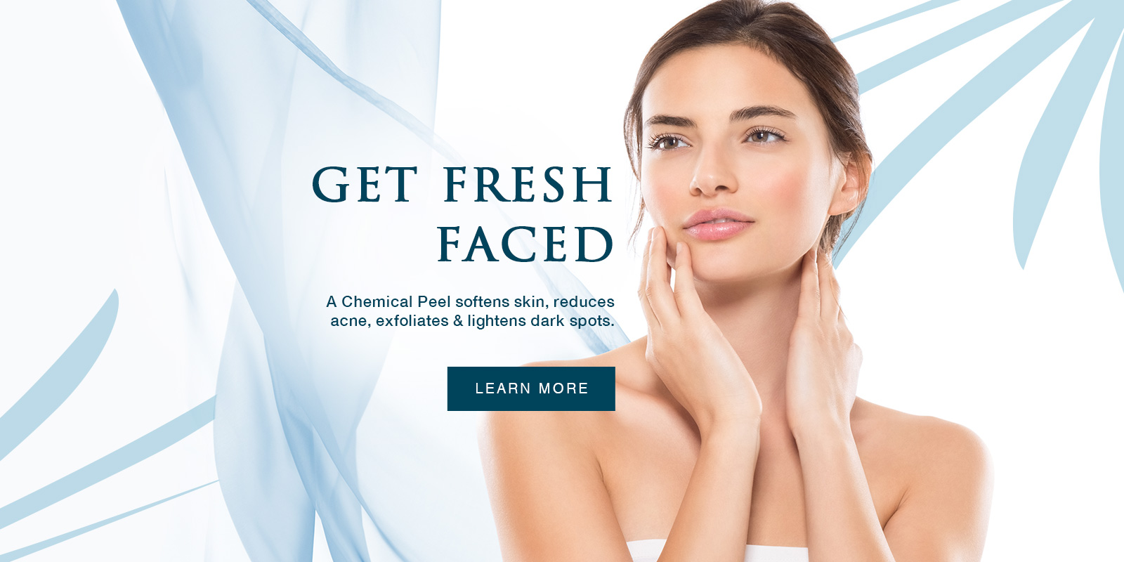 Get fresh faced